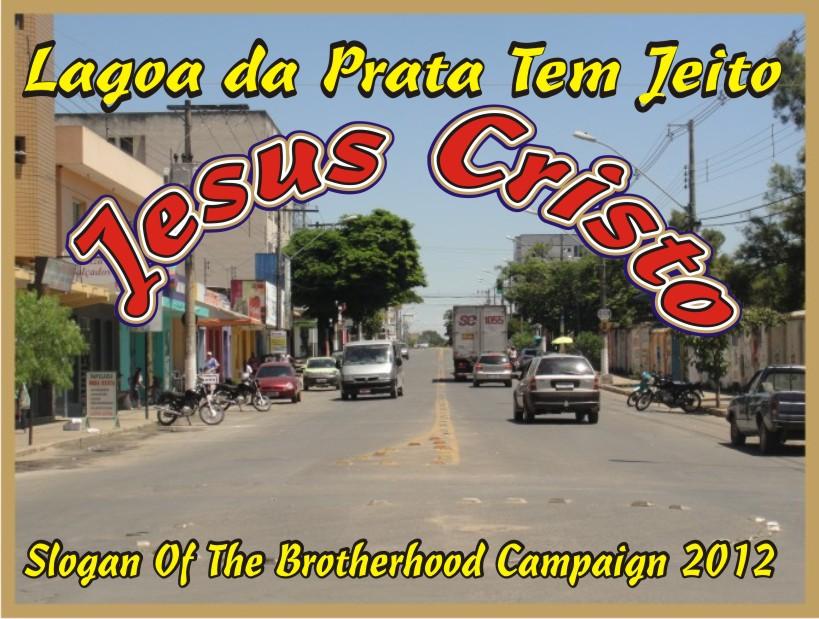Lagoa da Prata Tem Jeito Jesus