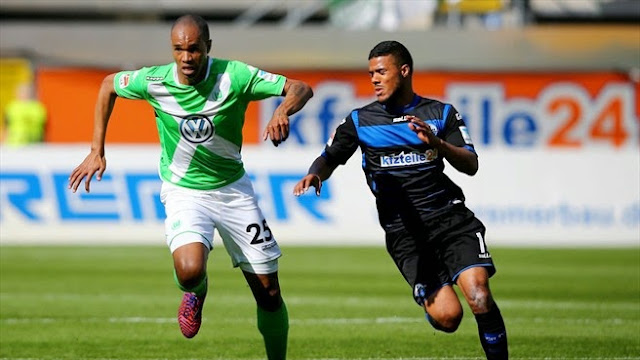 Highlights Paderborn 1 – 3 Wolfsburg (Bundesliga)