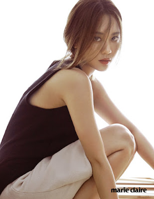 Fei miss A - Marie Claire Magazine August Issue 2015