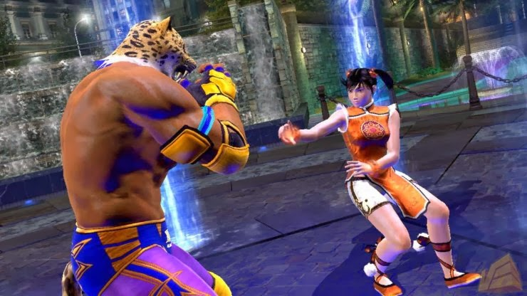 free tekken 6 for pc game