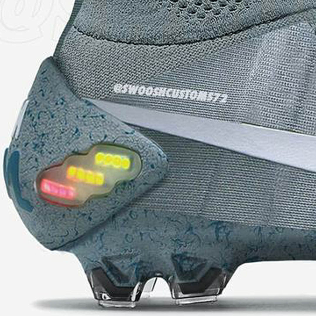 Boot design by nike - The Nike Magfly Concept Cleat Combines The Iconic Design Of The Nike Mag Boots With The Revolutionary Nike Mercurial Superfly Boots Which Are Incidentally