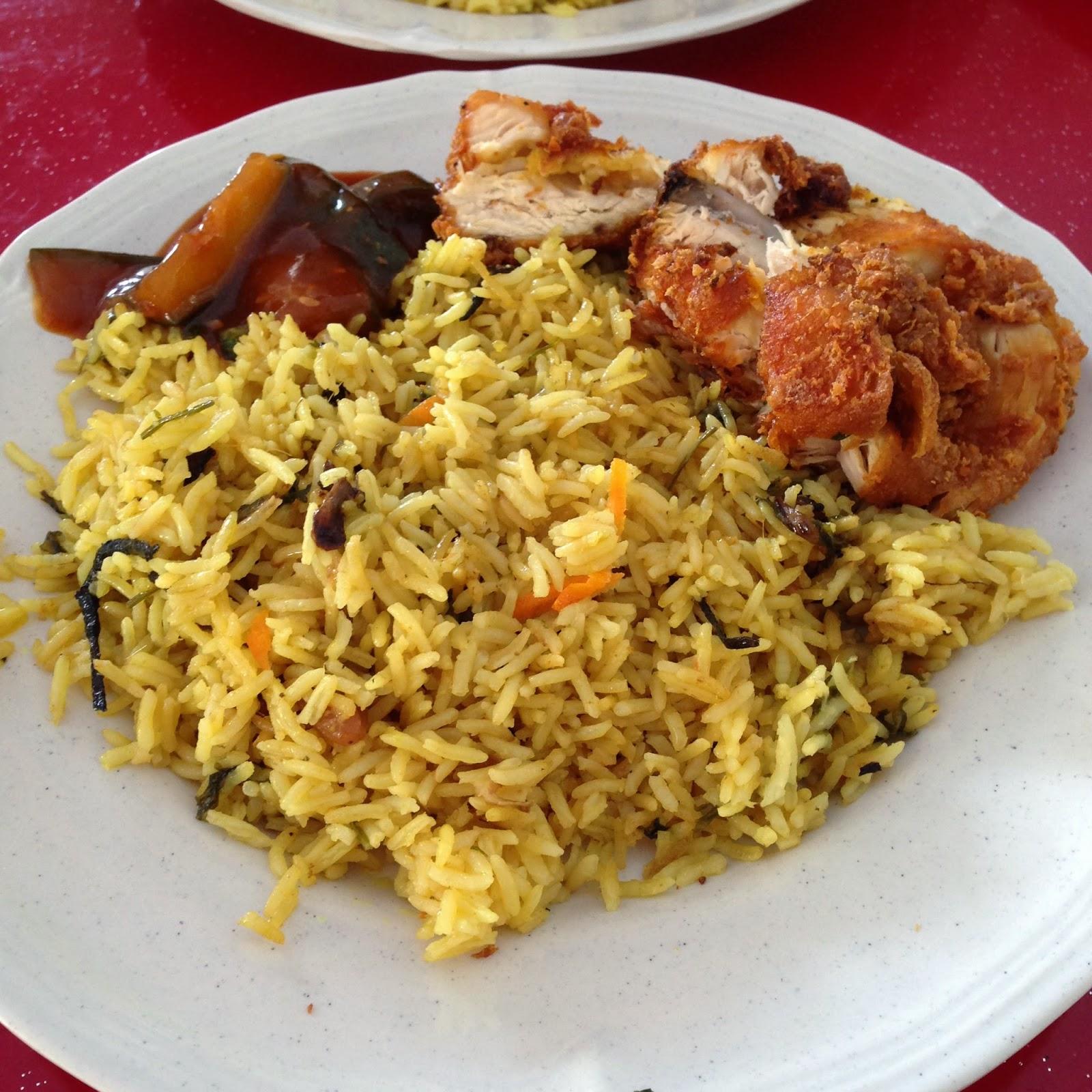 Mannusalwa Chicken Briyani