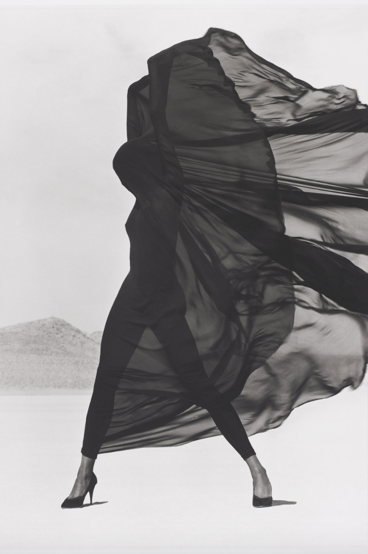 Herb Ritts fashion photography