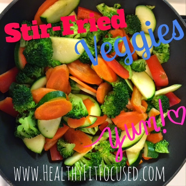 Ultimate Reset Recipe, Clean Eating Recipe, Stir-Fried Veggies