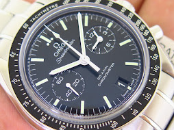 OMEGA SPEEDMASTER MOONWATCH - AUTOMATIC COAXIAL 9300 - VERY MINT CONDITION - FULLSET BOX AND PAPERS