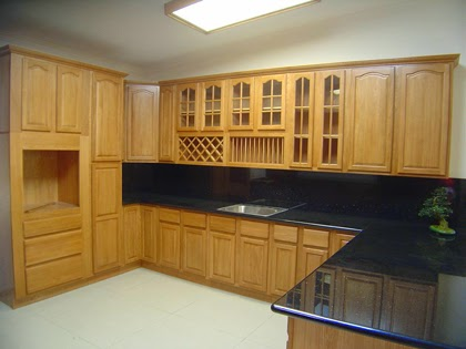 Kitchen Cabinet kerala style wooden cabinet