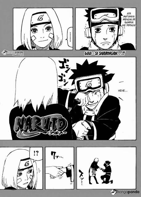 Naruto - Chapter:688 - Page:03