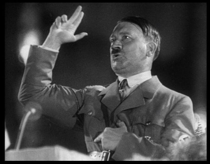 Adolf Hitler - speech (English Subtitles).
