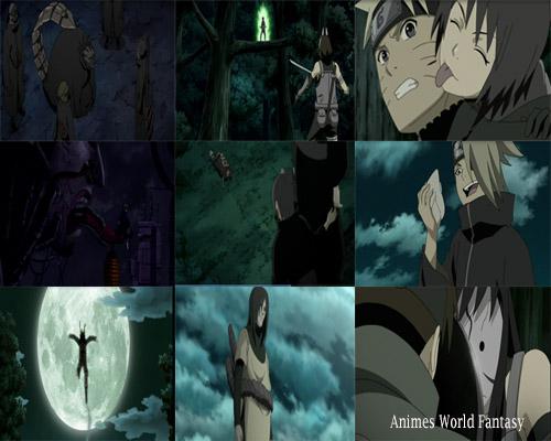 Anime - Naruto Shippuden - Episódio 445 - Renegado