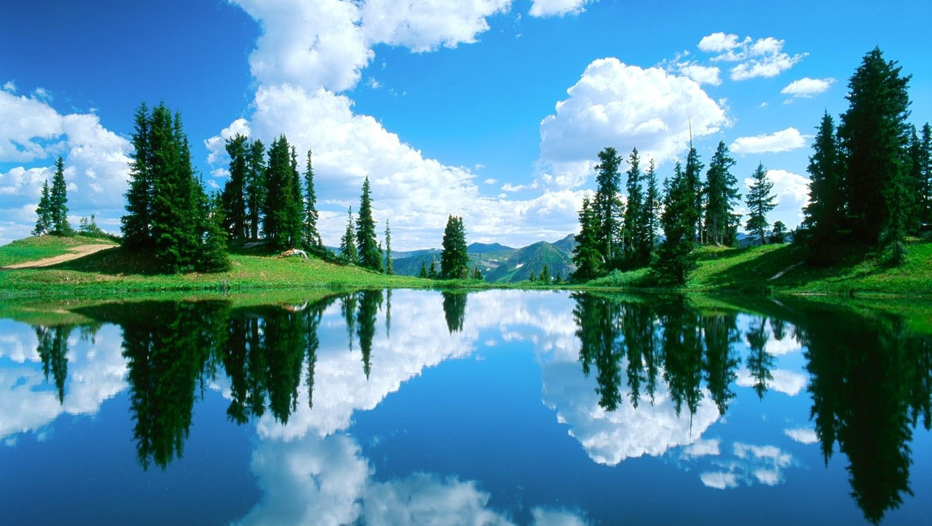 Wallpaper of Lakes and Rivers HD Wide Wallpaper for Widescreen