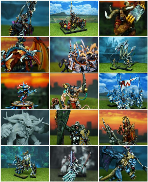 Miniature Painting Group eBay shop