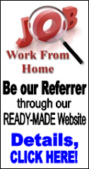 Be our Referrer!