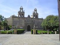 Foto de la fachada de Santa Maria de Ubeda