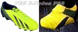 Chuteira Adidas F5 TRX