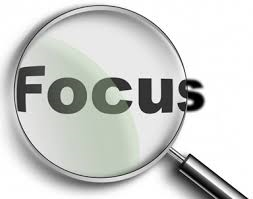 focus - Staying Efficient and Getting Things Accomplished