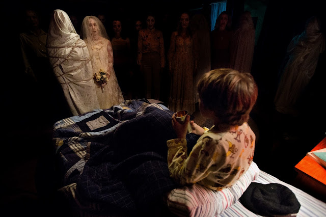 Insidious: Chapter 2 - The Dead are Present | A Constantly Racing Mind
