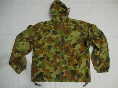 Platatac  australian army DPC Silks Light Weight jacket
