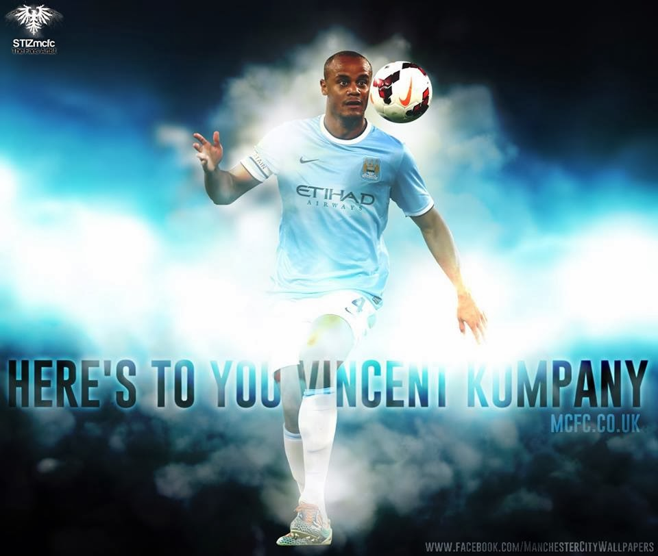 Vincent Kompany Pictures HQ