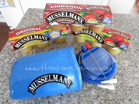 Musselman's prize pack