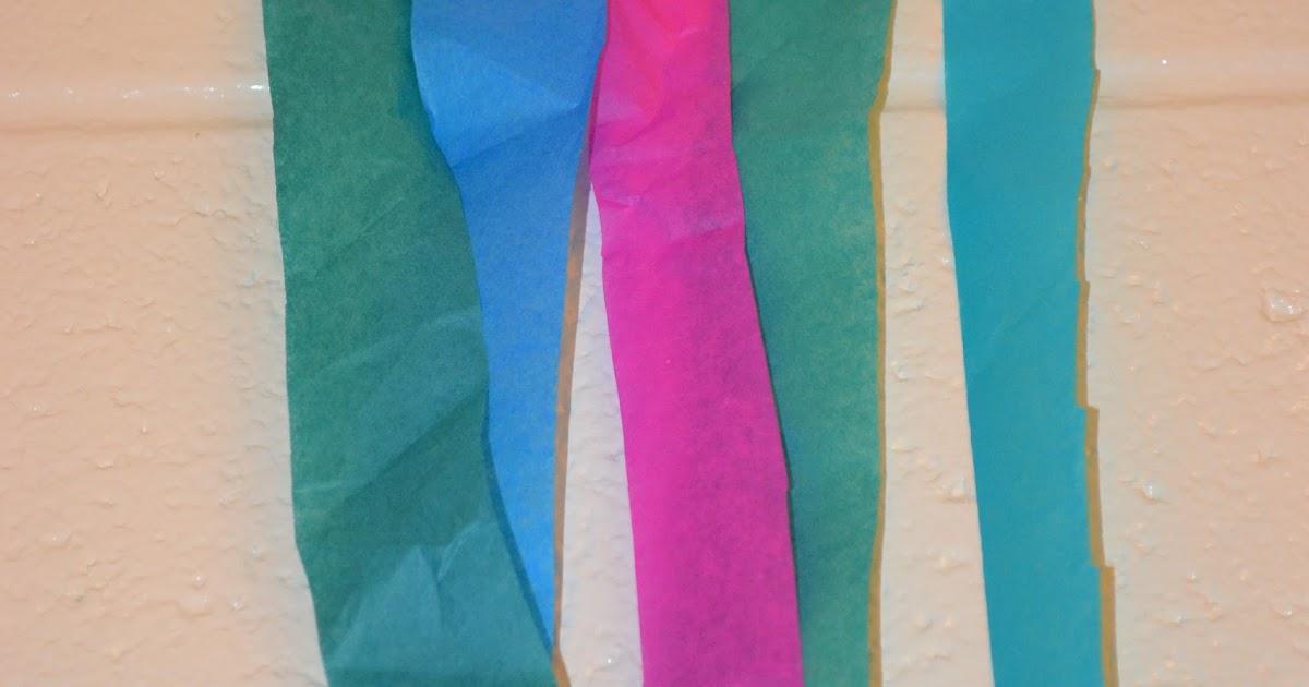 Art Class Ideas: Paper Plate Jellyfish