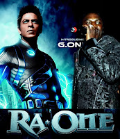 Akon's Song in Ra.One