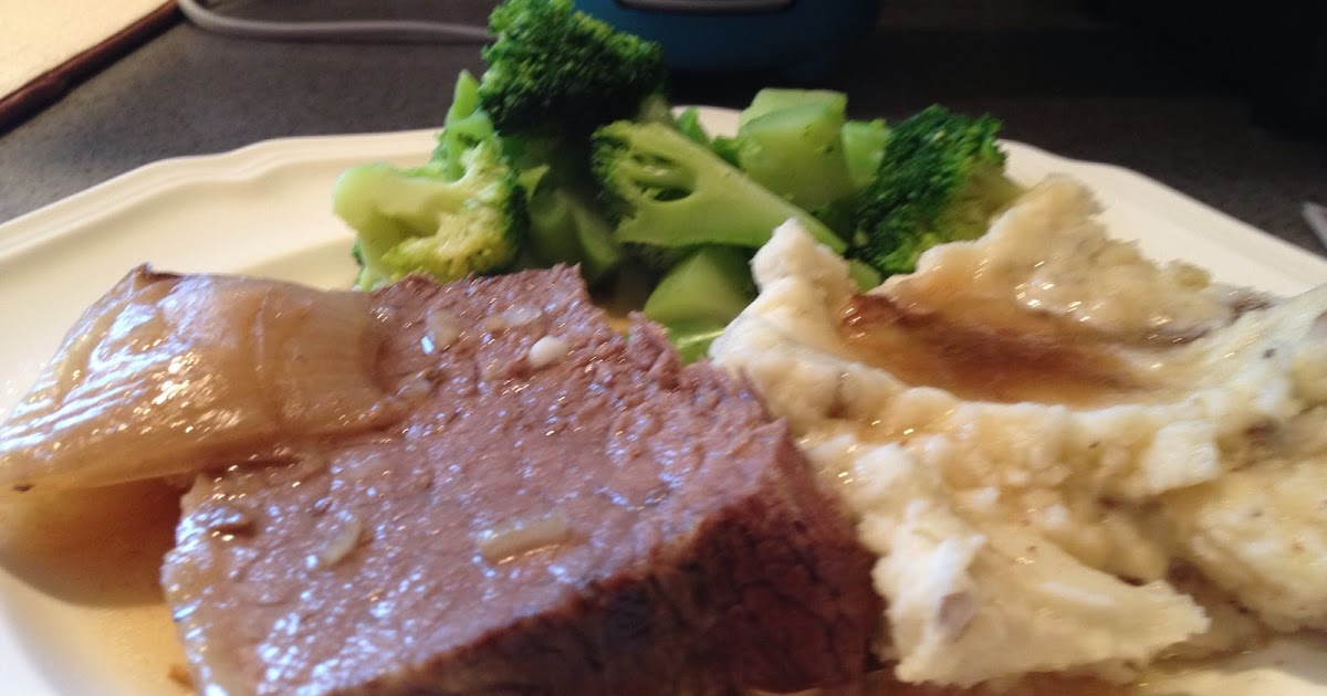 how to cook a rump roast in a crock pot