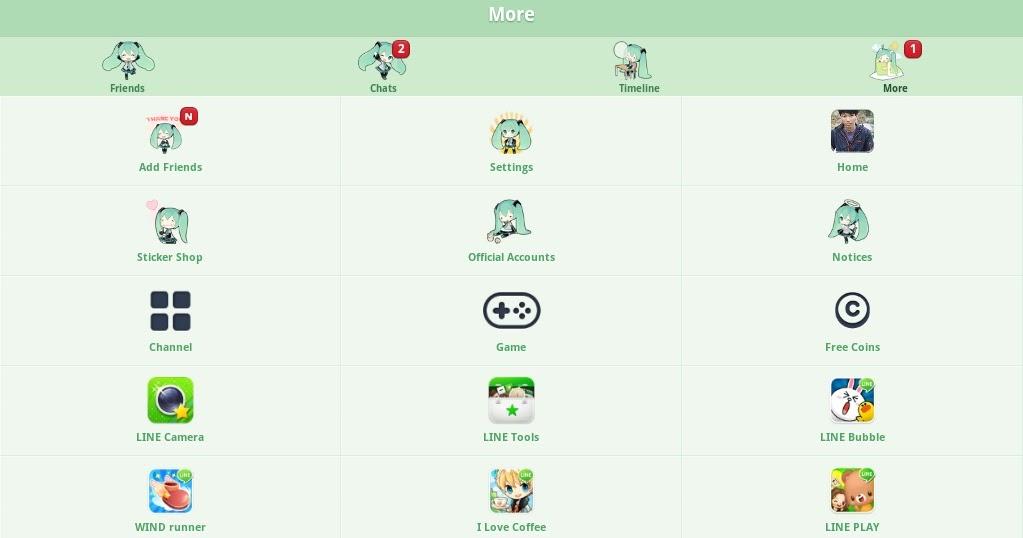 Test XML: Download Kumpulan Tema LINE Terbaru Android dan iOS