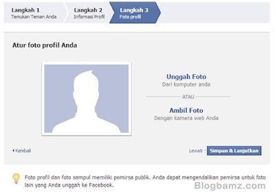 Panduan Cara Membuat Facebook