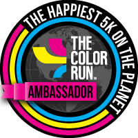 Color Run Blogger Ambassador