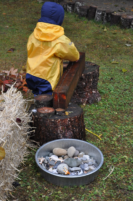 Learning Soft Skills In Childhood Can >> Stomping in the Mud: Loose Parts and Outdoor Play!