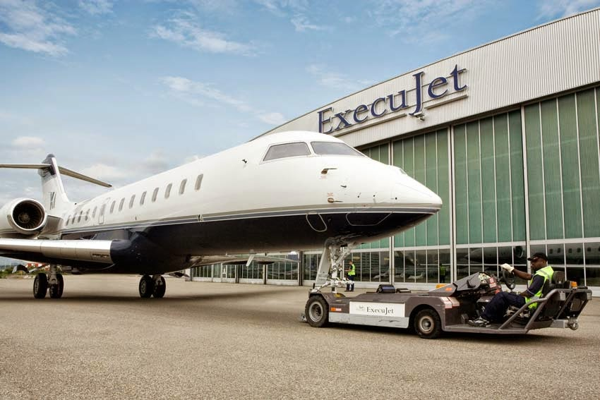 Execujet aviation group dubai