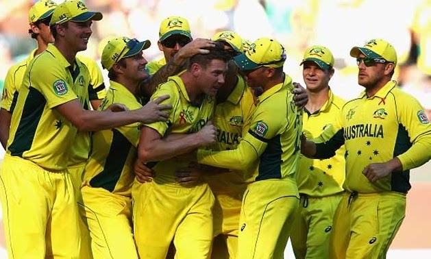 Australia Win the ICC Cricket World cup Final 2015