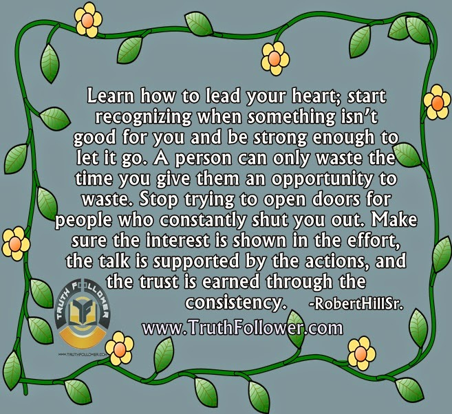 Learn Something by Heart Learn How to Lead Your Heart