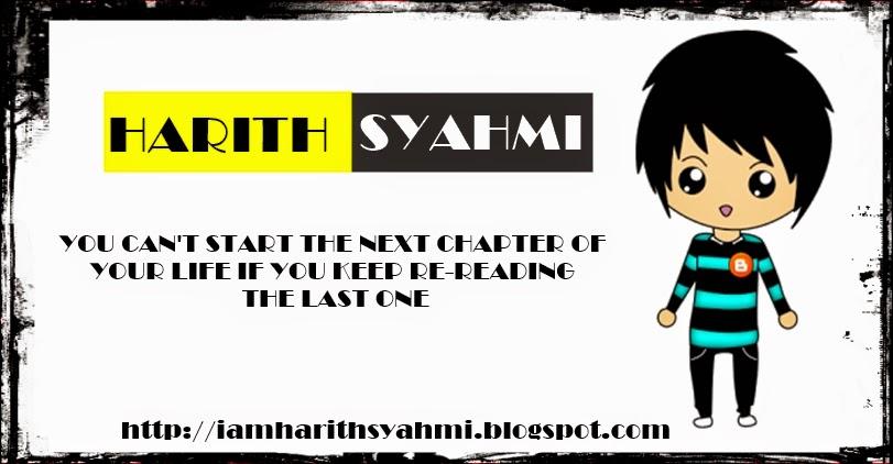 Harith Syahmi