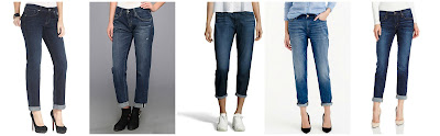 Style&co Jeans Curby Fit Cuffed Boyfriend $34.99 (regular $49.00)  Big Star Joey Slouchy Boyfriend Jean $40.80 (regular $136.00) alternate link  AG Jeans Drew Boyfriend Jeans $79.20 (regular $215.00)  J. Crew Broken In Boyfriend Jean $79.99 (regular $125.00)  Joe's Jeans Japanese Denim Boyfriend Slim Jean $110.77 (regular $179.00)