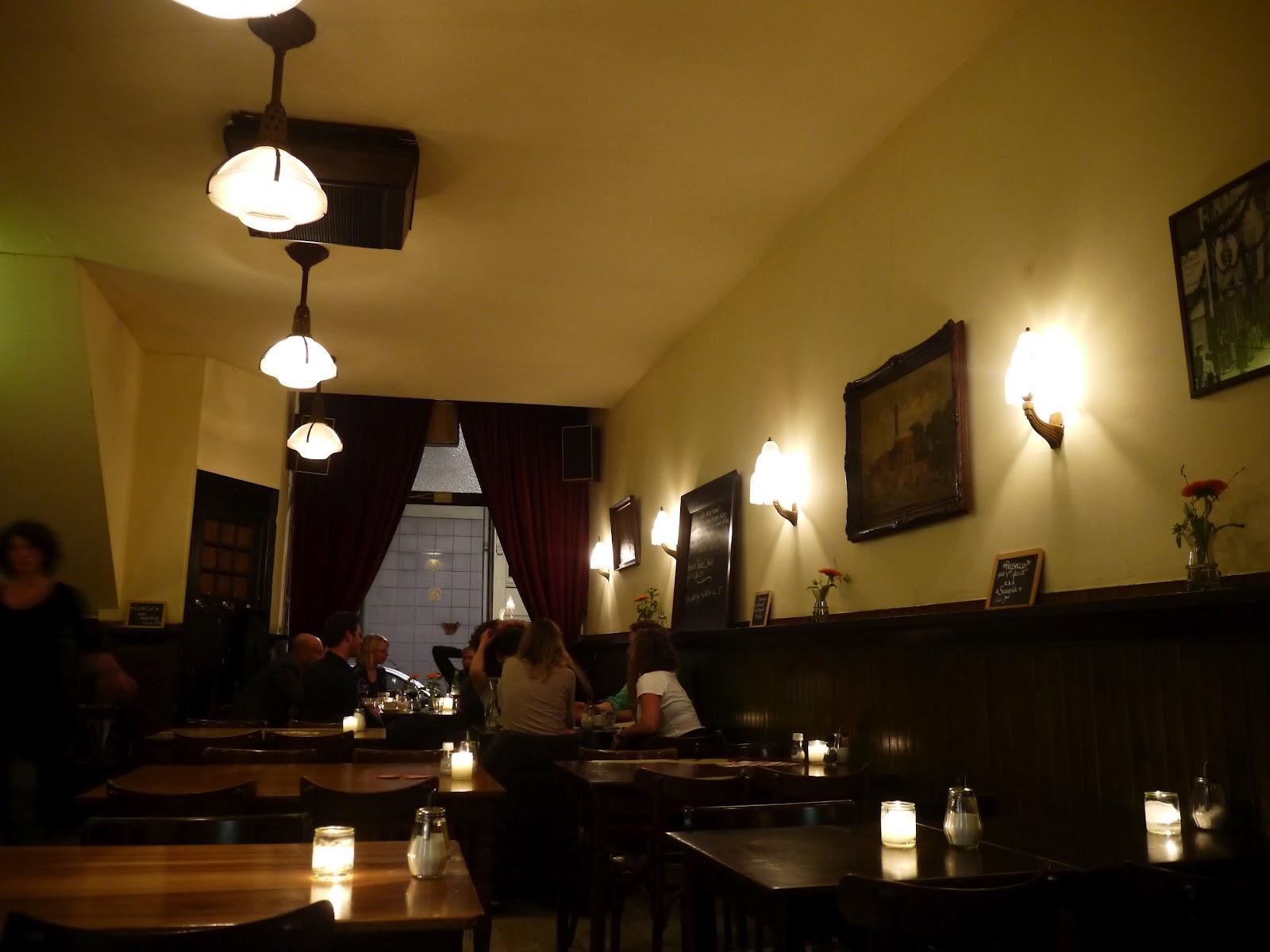 Cafe Restaurant De Reiger Amsterdam