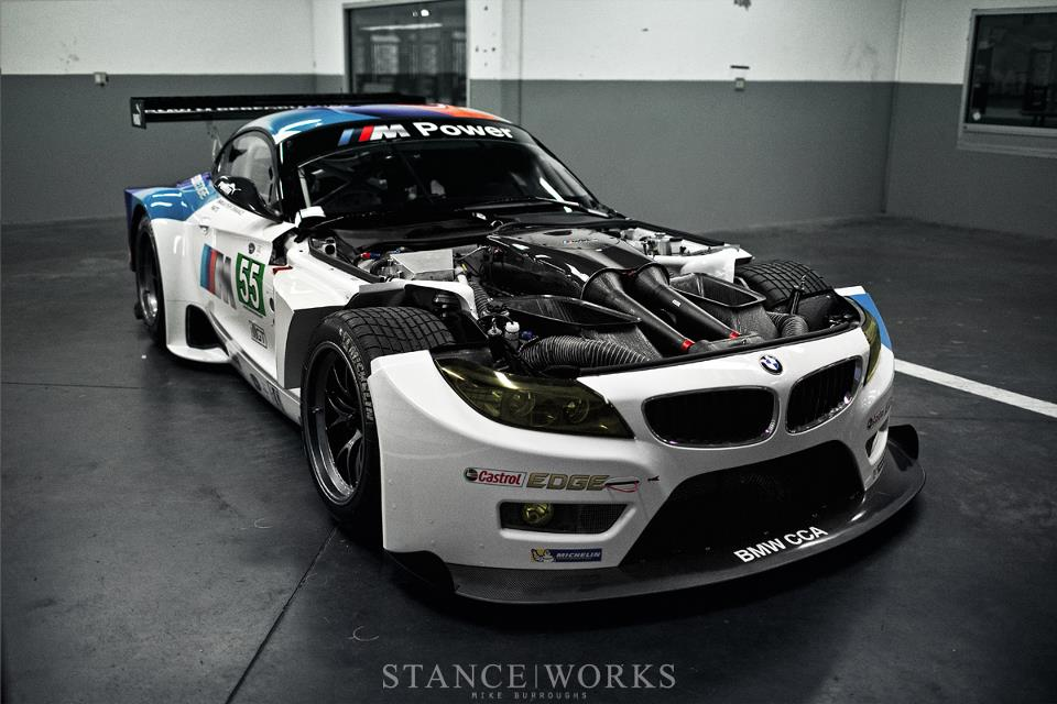 Chase Gregory Bmw Drops M3 For Races And Brings Up Z4 Gte