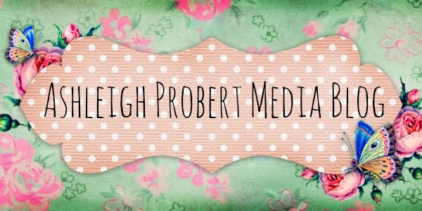 Ashleigh Probert Year 12 media blog
