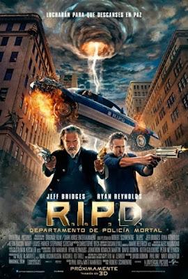 R.I.P.D. Departamento de Policía Mortal (2013) Español BRScreener