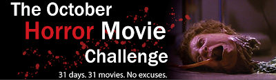 October Horror Movie Challenge Banner Thing version