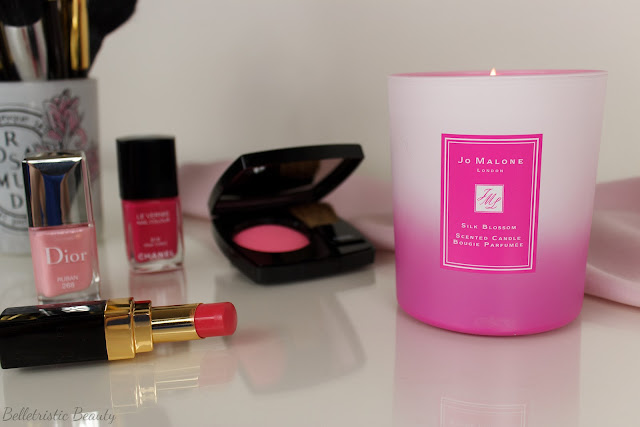 Jo Malone London Silk Blossom Candle, Summer 2014 Collection in indoor lighting