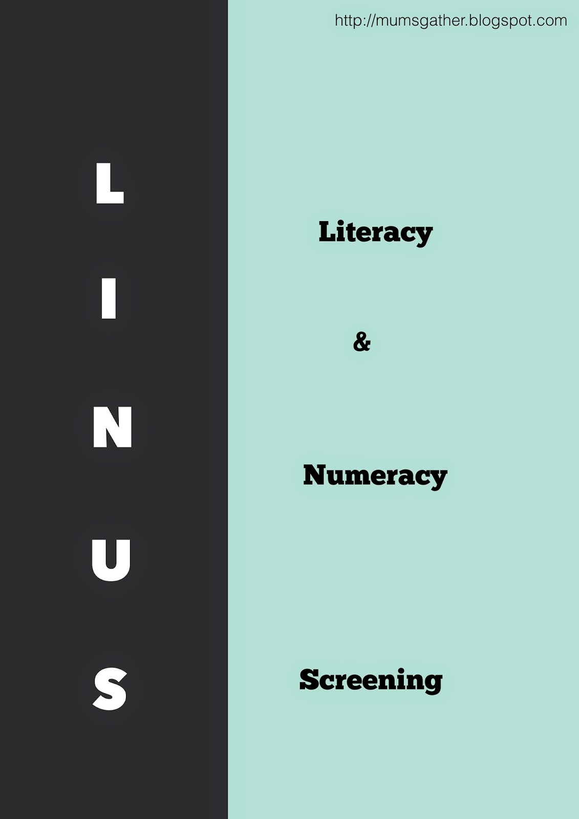 What Is LINUS ~ Parenting Times