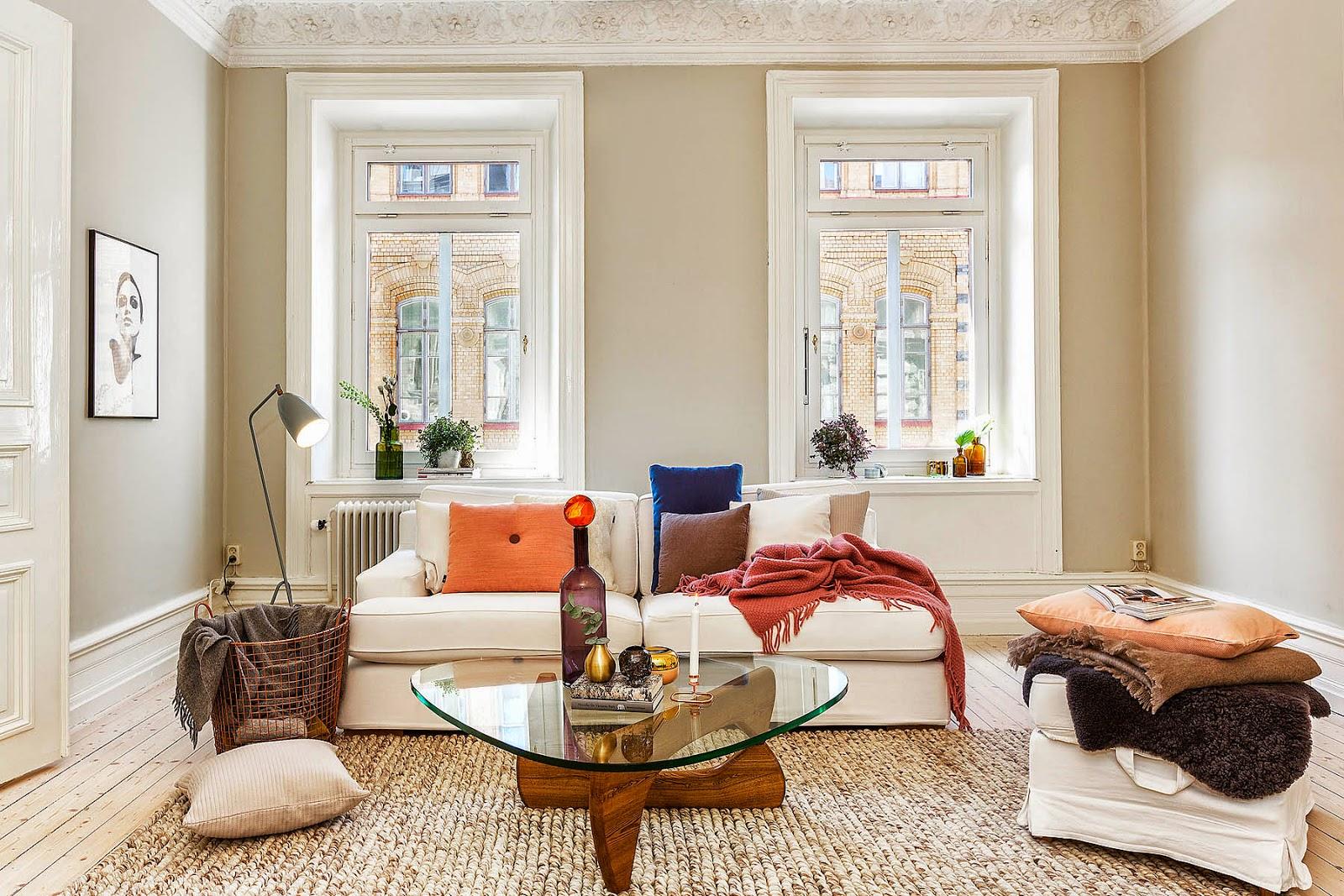 Un piso elegante de 115m2 el pa s de sarah for Home decor 4 u