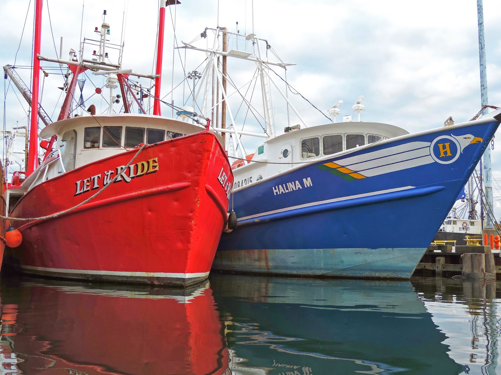 Great loop two last dance massachusetts revisited for New fishing boats