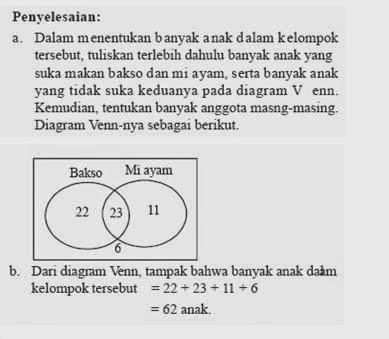 Hai matematika menggunakan konsep himpunan dalam pemecahan masalah b tentukan banyak anak dalam kelompok tersebut ccuart Image collections