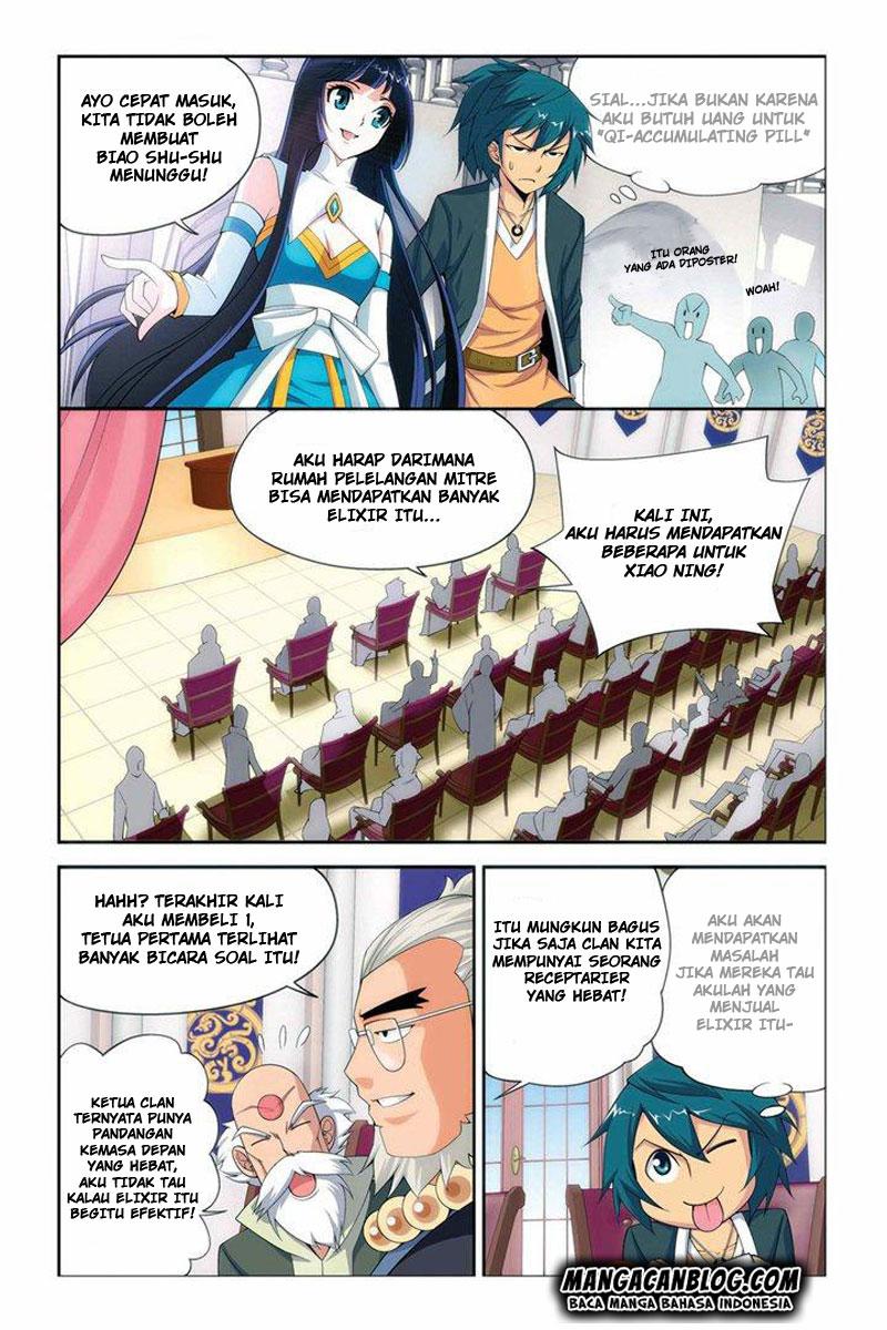 Battle Through Heaven Chapter 13-3