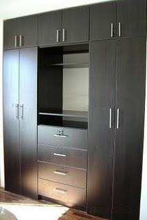 Arte dise o nicol cocinas integrales y closets for Closets modernos bogota