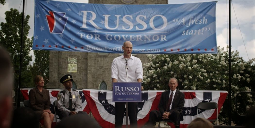 Peter Russo for Governor Bus Tour