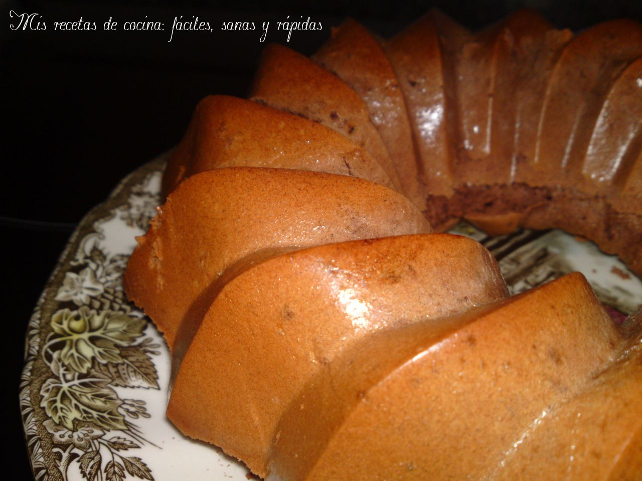 Mis recetas de cocina fsr bizcocho de chocolate dukan for Bizcocho para dieta adelgazar