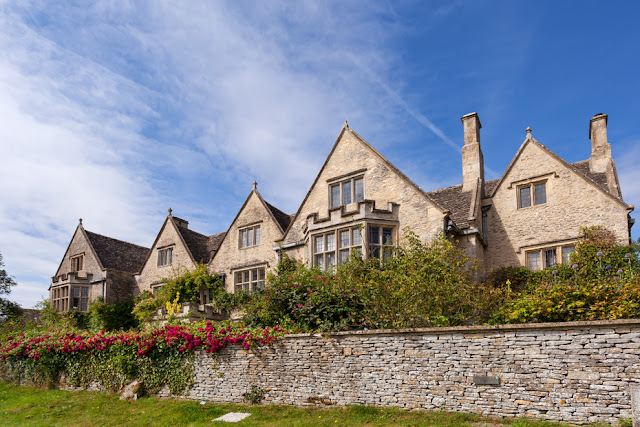 The magnificent Asthall Manor in the Oxfordshire Cotswolds by Martyn Ferry Photography